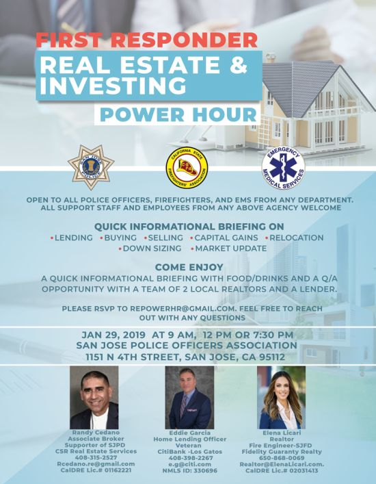 First Responder Real Estate & Investing Power Hour