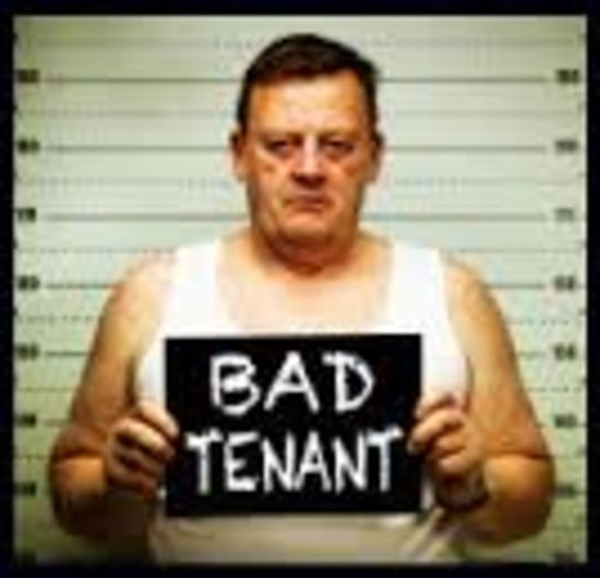 How do I get rid of an unwanted tenant?