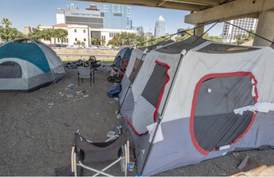 Gov. Abbott to City of Austin: 'Fix Homelessness Crisisor State Will'