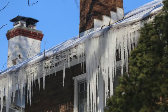 Ice Dams – The Inside Scoop