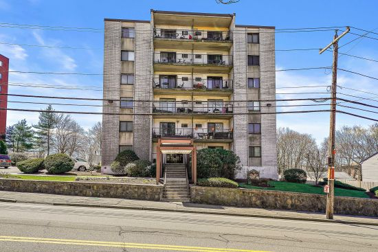 308 Quarry St Unit 501 Quincy Condo for Sale $265,000