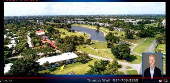 Latest Pompano Beach Golf Condo for Sale