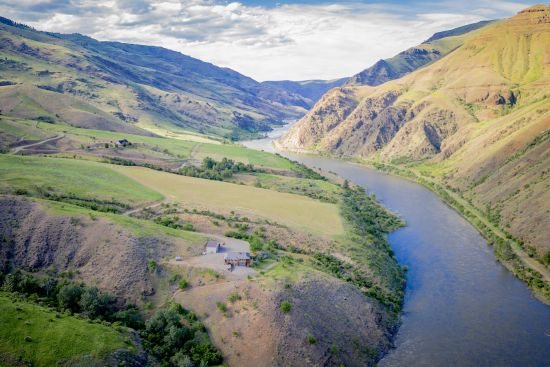 Gorgeous Salmon River Property & Home for Sale