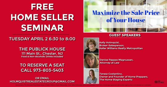 Maximize the Sale Price of Your Home