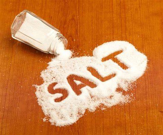 Hold The SALT