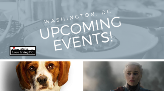 Washington, DC Weekend Event Guide: May 17 – 18, 2019