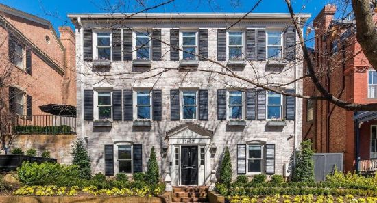 July 2019 Uptown Washington Real Estate Report