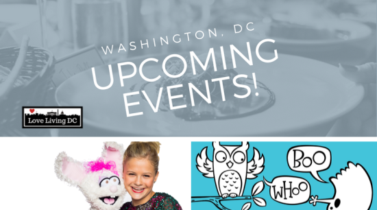 Top 14 Things To Do in Washington, DC This Weekend: October 18 – 20