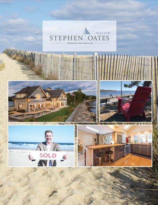 Stephen Oates Magazine