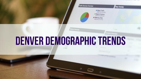 Denver Demographic Trends