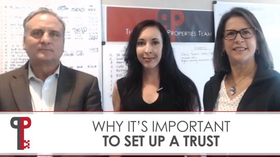 Setting Up a Trust for Your Family and Your Estate