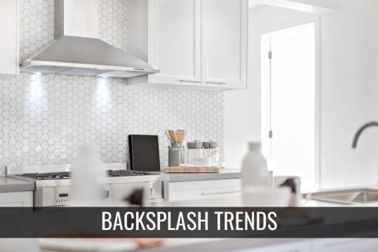 Latest Kitchen Backsplash Trends
