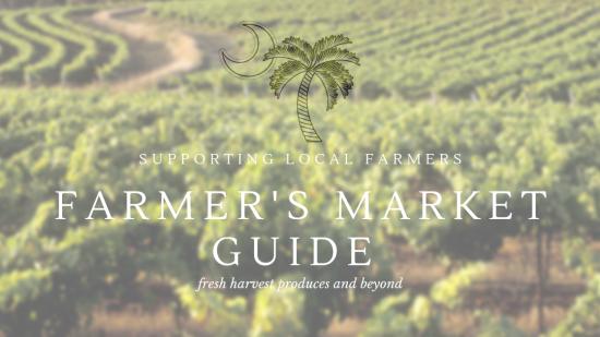 Farmer's Market Events