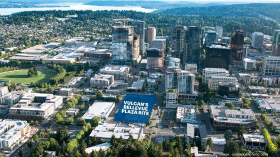 AS AMAZON BACKS OUT OF NY HQ2, BELLEVUE'S FOOTPRINT INCREASES