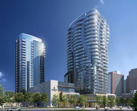 This new luxury development will change Downtown Bellevue