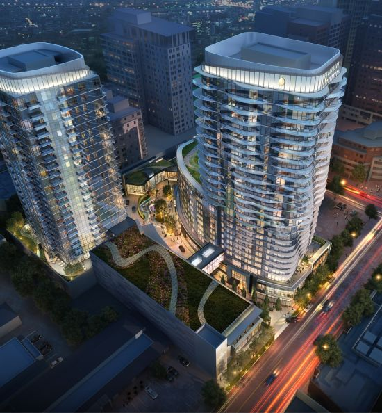 New Condo Sales to Begin in Downtown Bellevue!