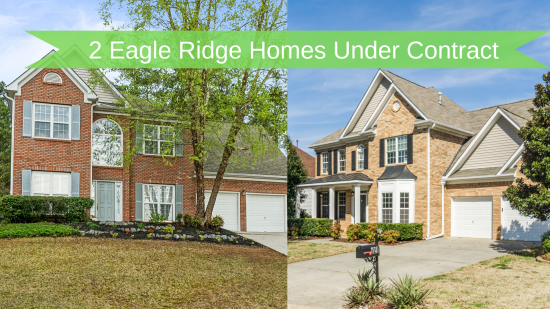 Multiple Eagle Ridge Homes Under Contract