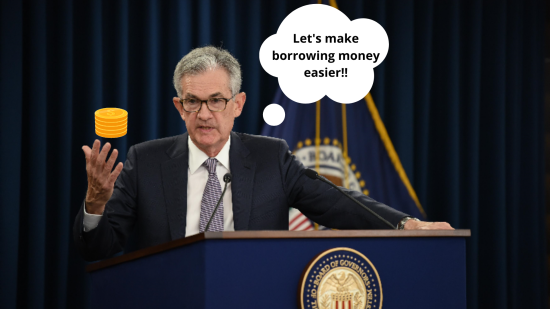 Another Interest Rate Cut