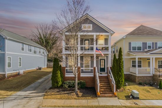 New Craftsman Home for Sale