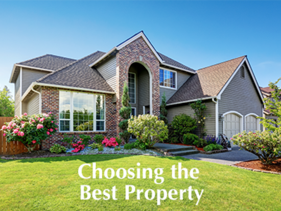 Buyer's Guide to Choosing the Best Property for You