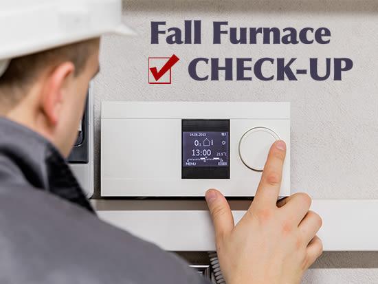 Fall Furnace Check-Up