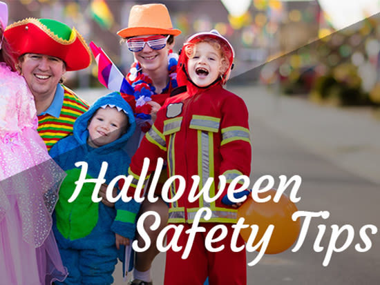 2019 Halloween Safety Tips