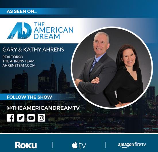 As Seen on The American Dream – Ahrens Team