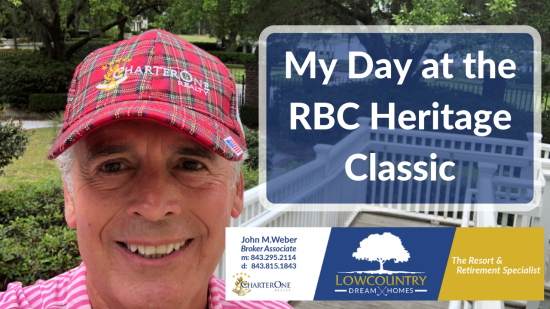 My Day at the RBC Heritage Classic