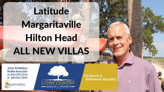 Latitude Margaritaville Hilton Head ALL NEW VILLAS