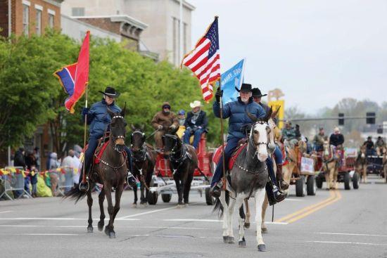 Mule Day Columbia TN