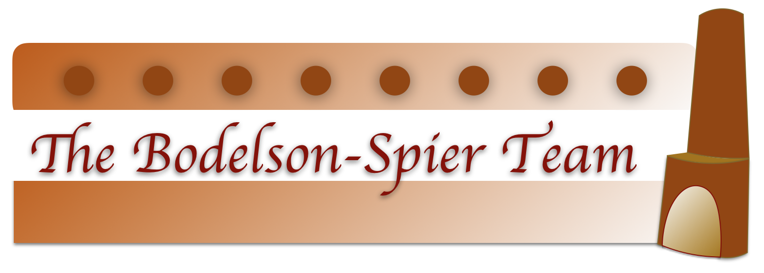 The Bodelson-Spier Team