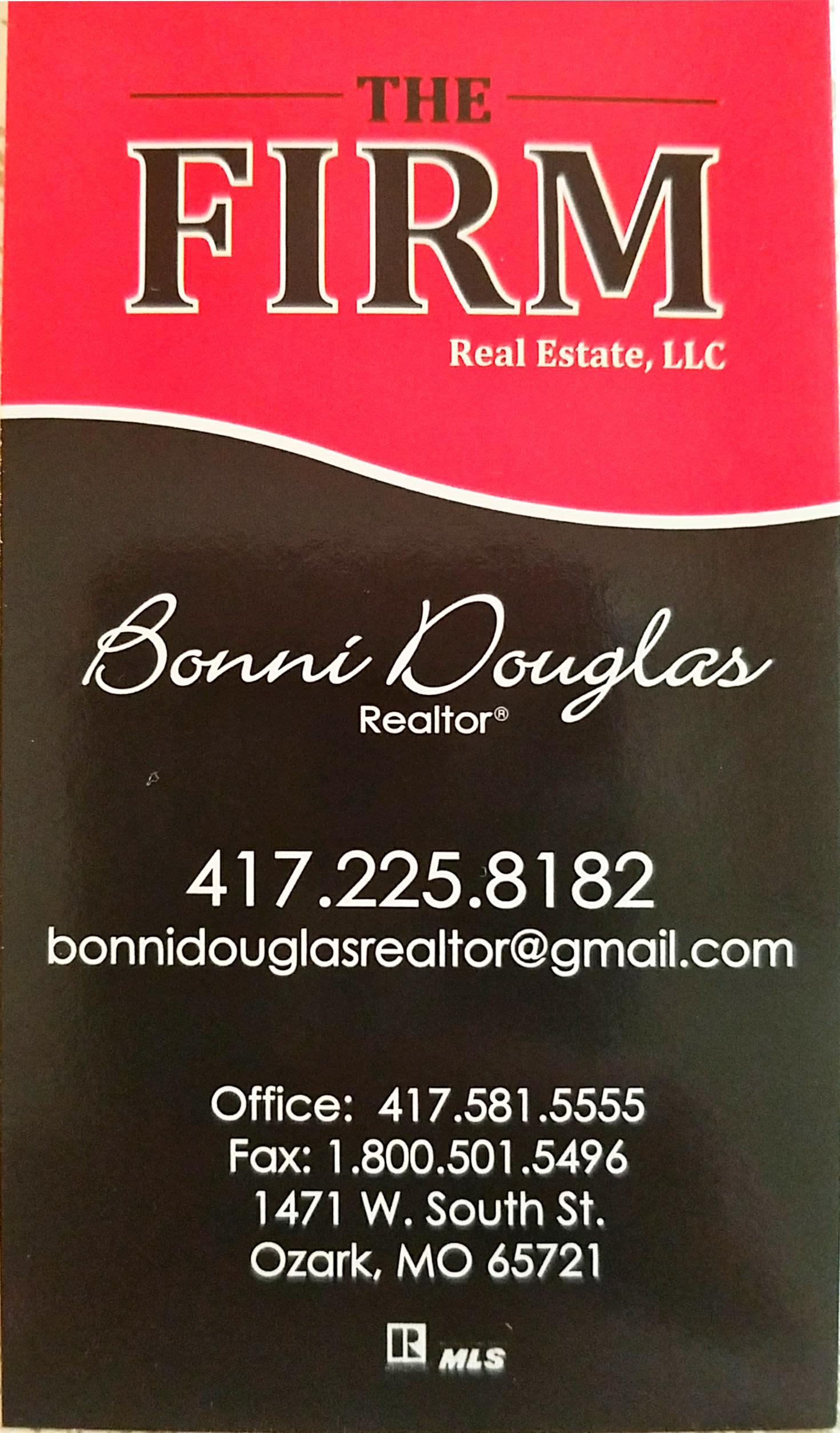 Bonni Douglas