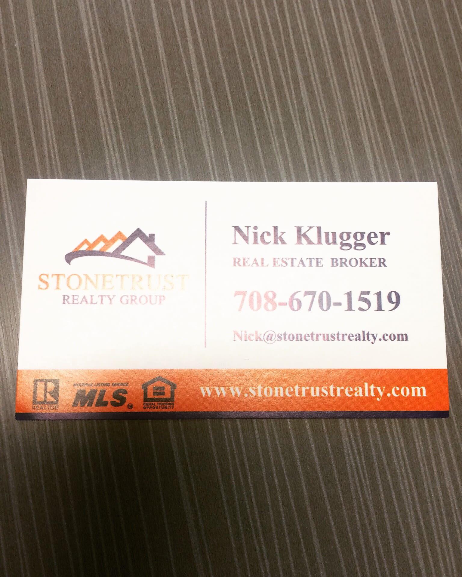 Nick Klugger