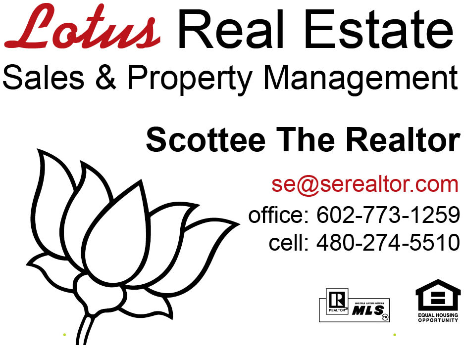 Scottee the Realtor Eisenhart