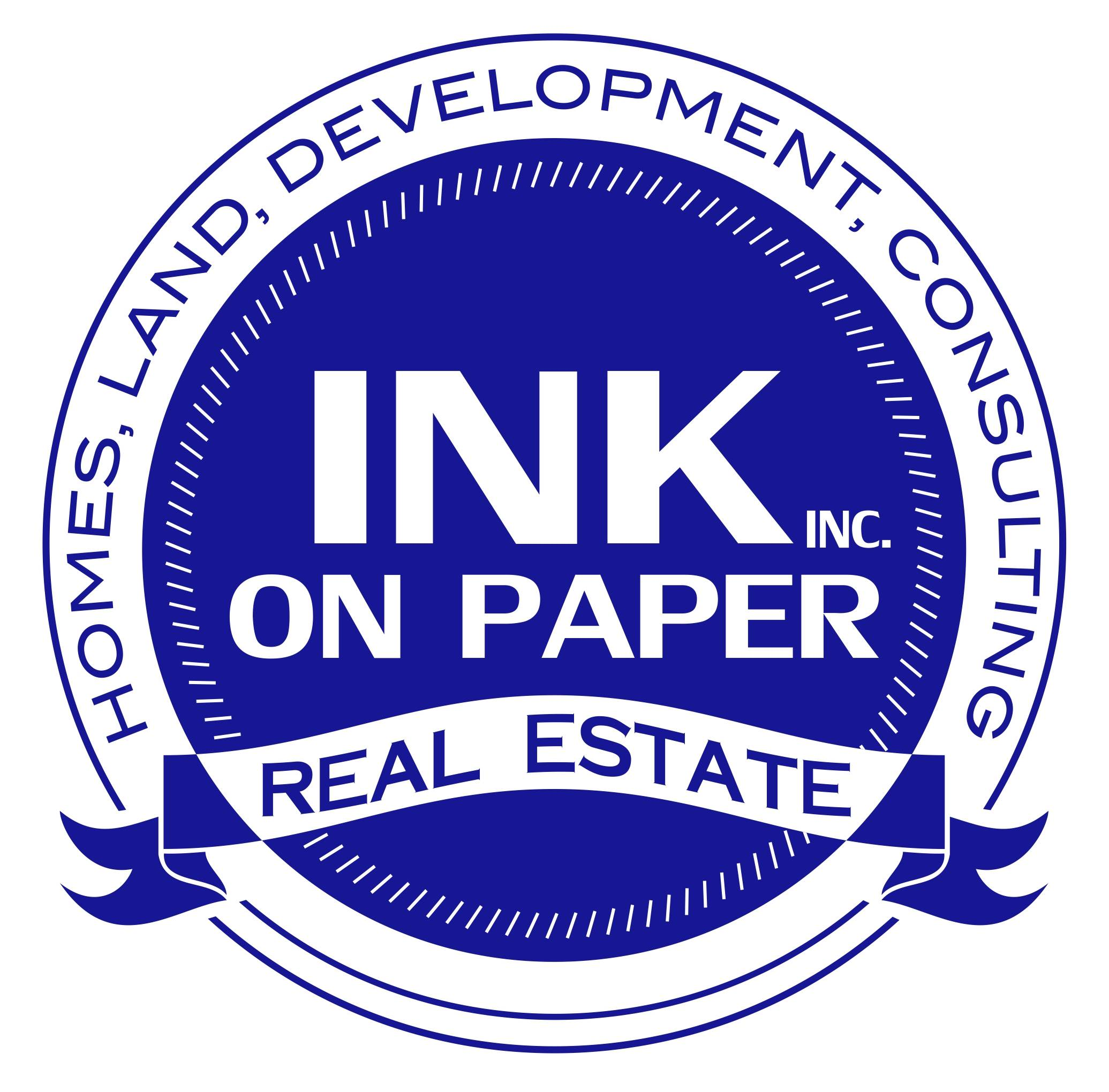 Tim Roehl - Ink on Paper Real Estate