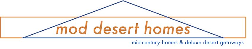 Greg Tormo, Mod Desert Homes