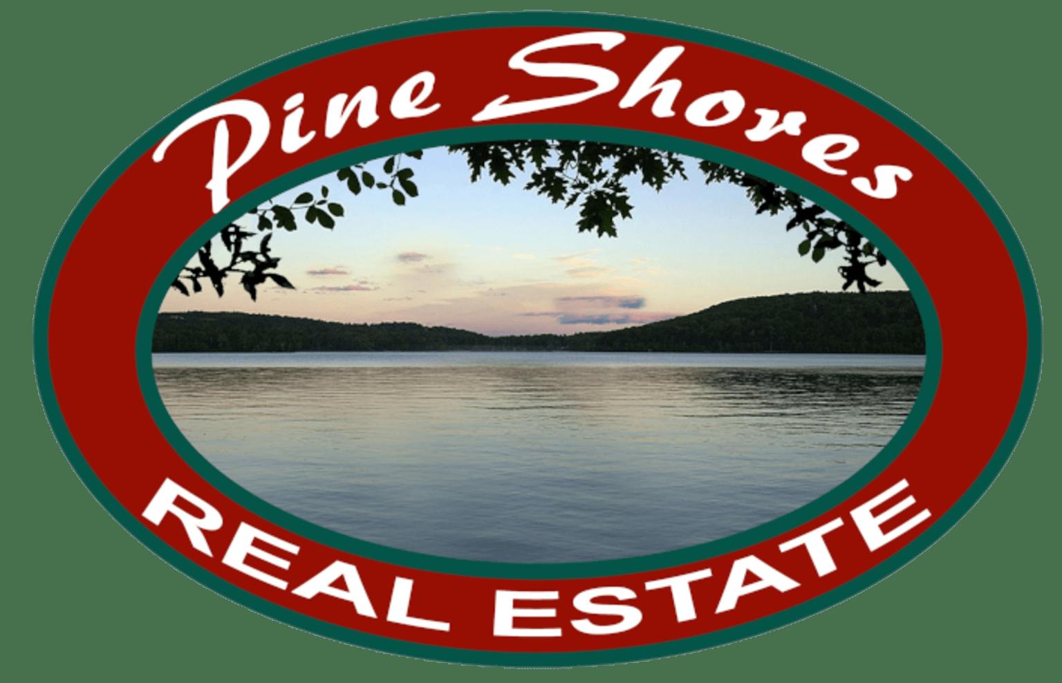 Pine Shores Real Estate logo