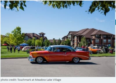 Lea Scrima True North Real Estate LLC - Boise car show father's day