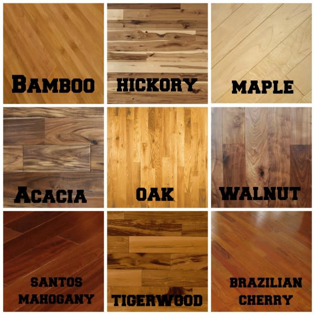 How To Choose The Right Stain For Hardwood Floors