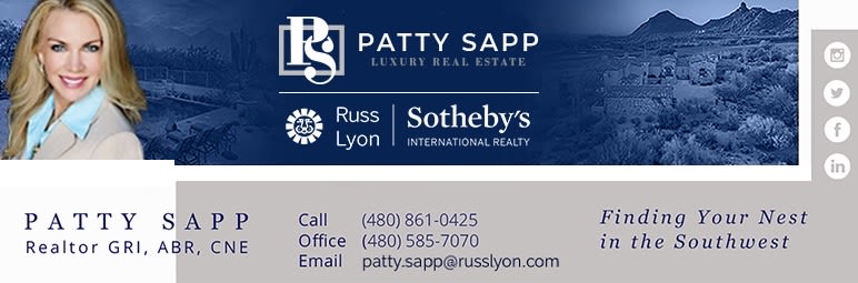 Patty Sapp, Realtor, GRI, ABR, CNE, Presidents Club 2019