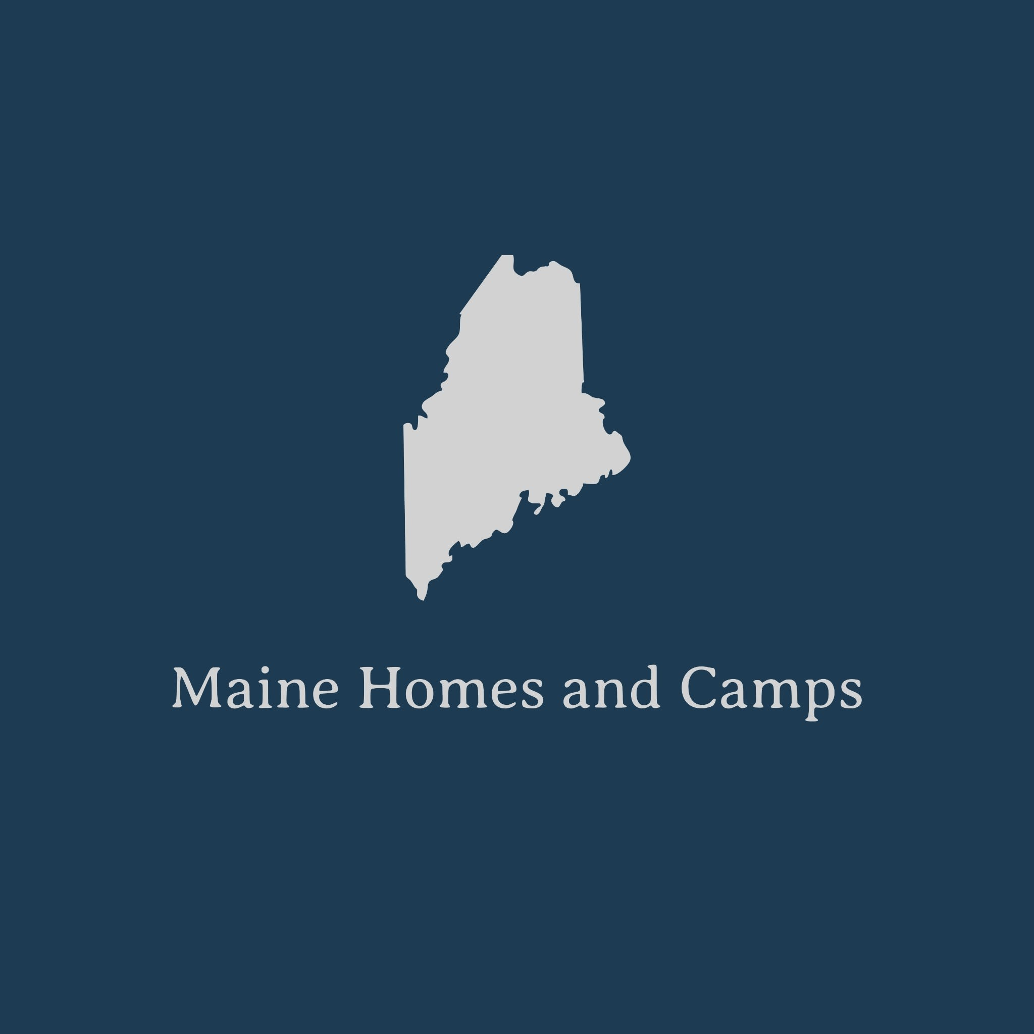 Maine Homes and Camps