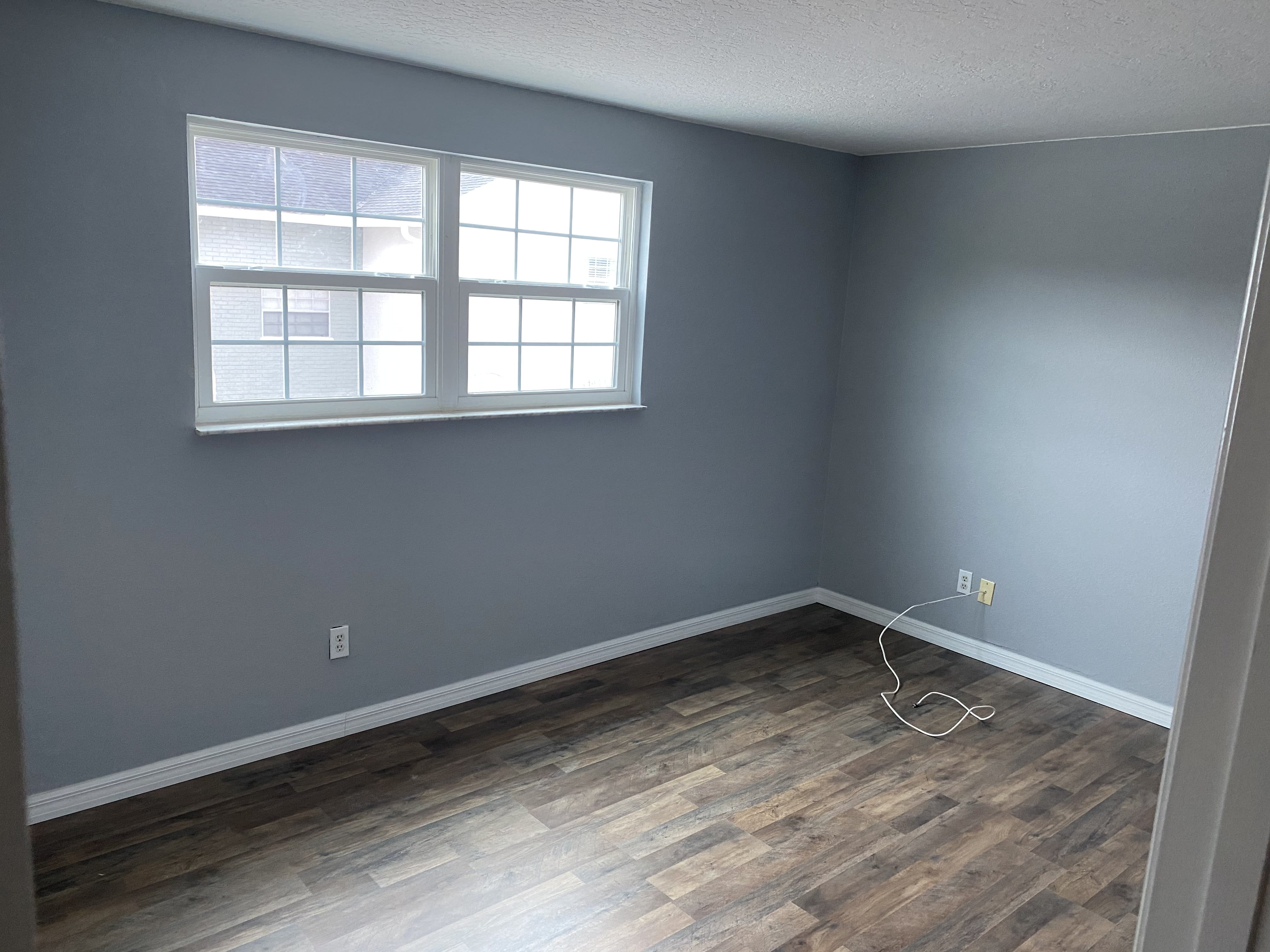 Another View of Upstairs Front Bedroom