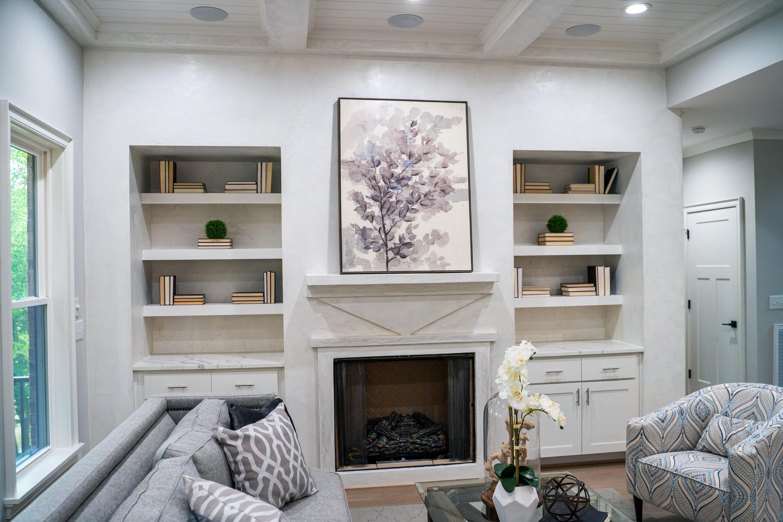 living room, nice house