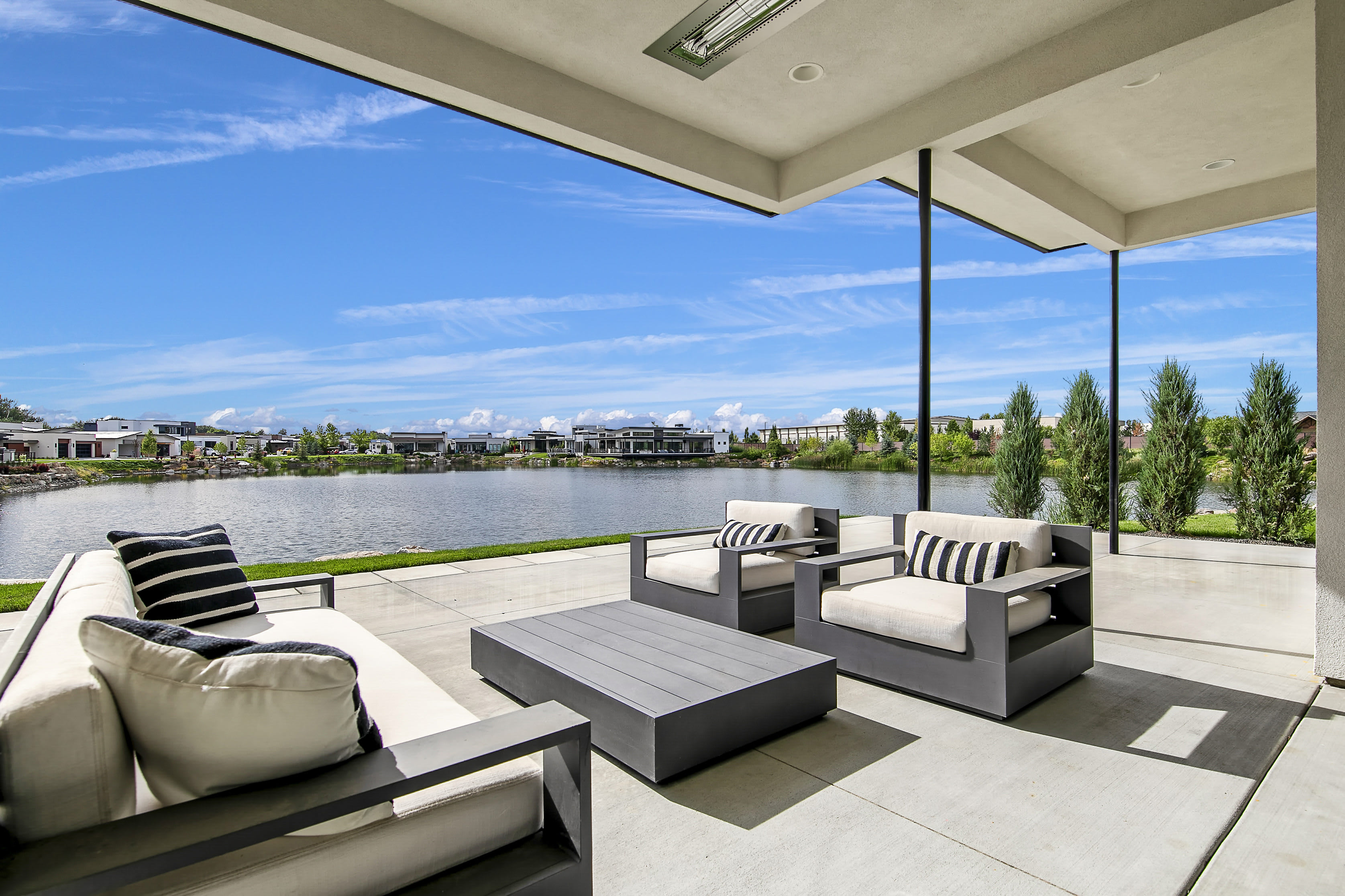 Luxury homes in Idaho