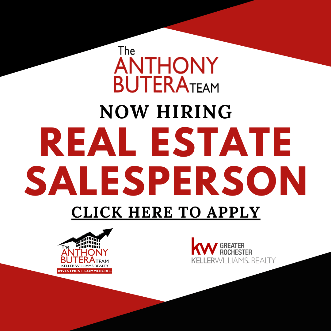 Apply To Be An Real Estate Salesperson On The Anthony Butera Team