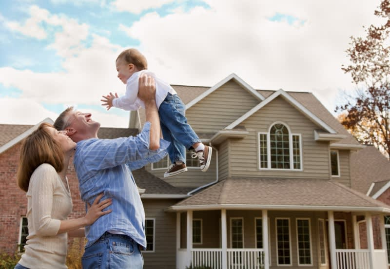 Finding the perfect house