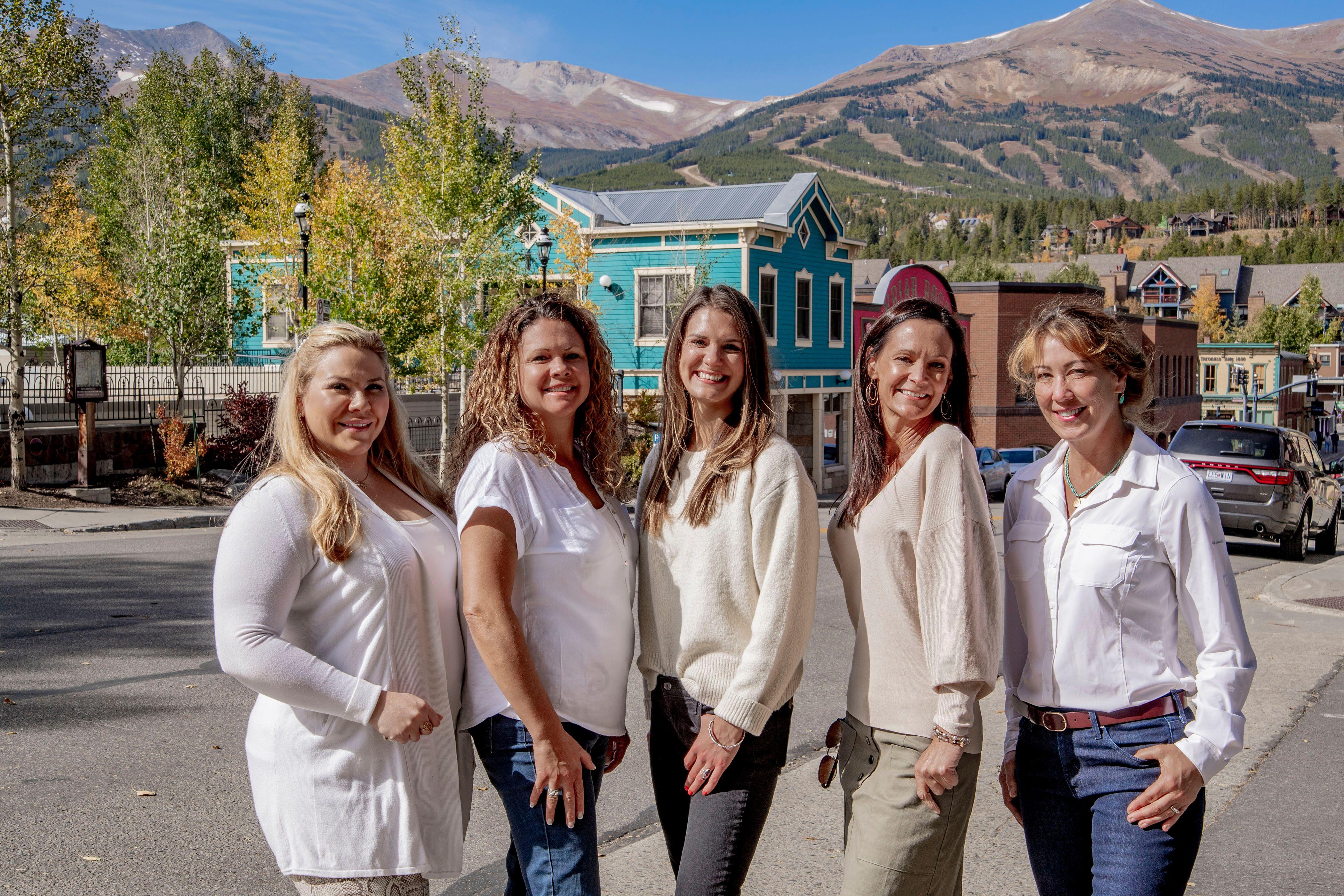 colorado luxury homes team