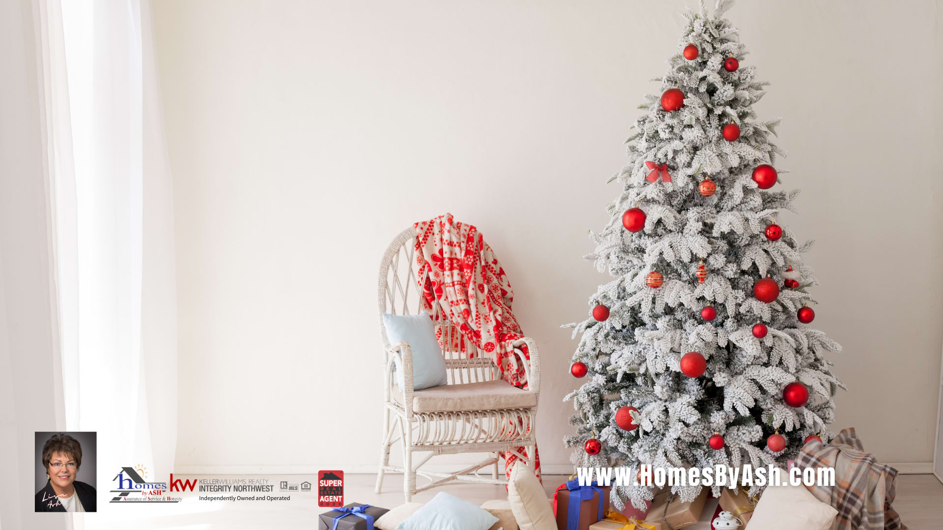 Winter Holiday Home Seller Success