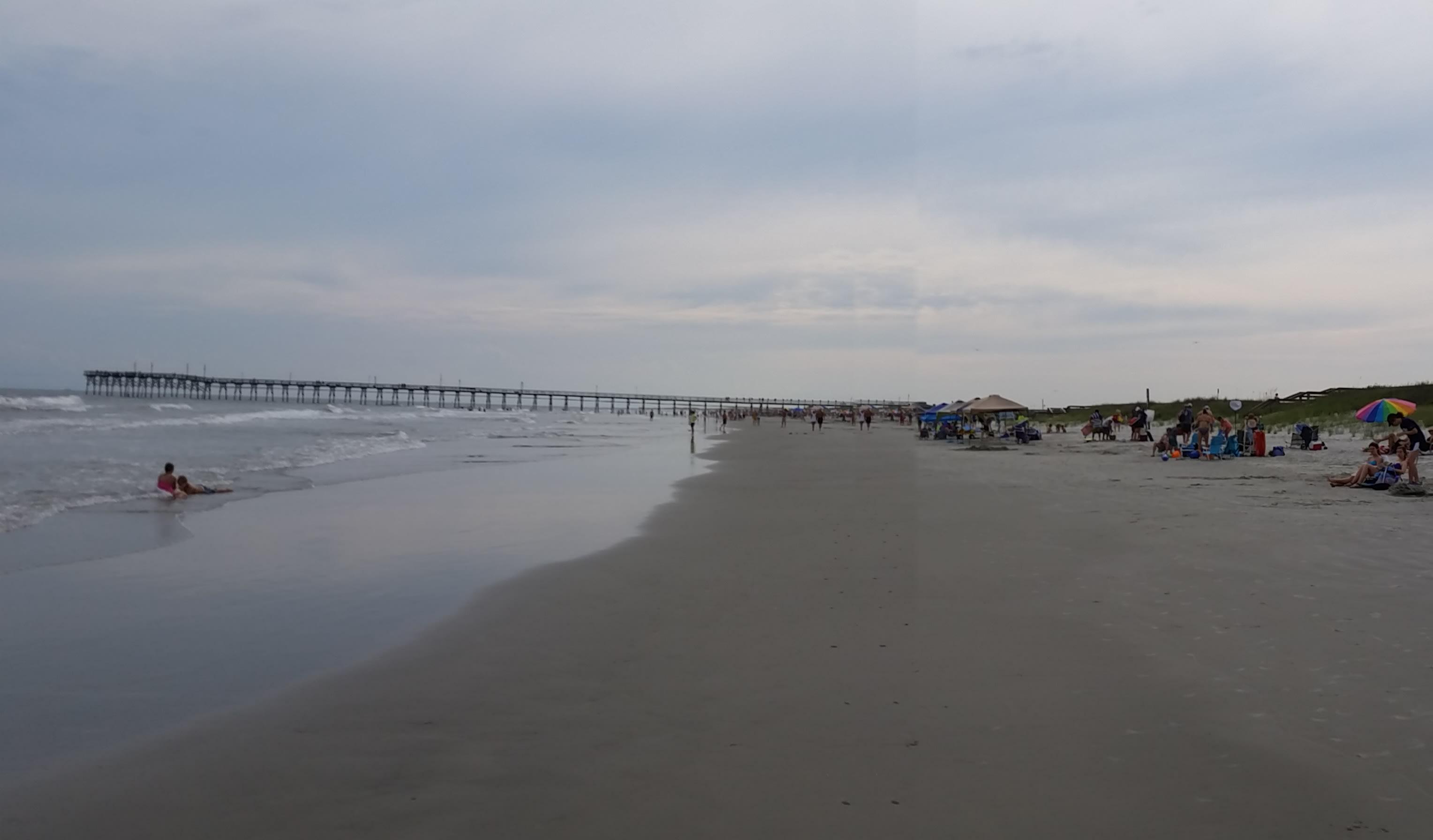 Sunset Beach, one of America's top 25 beaches!