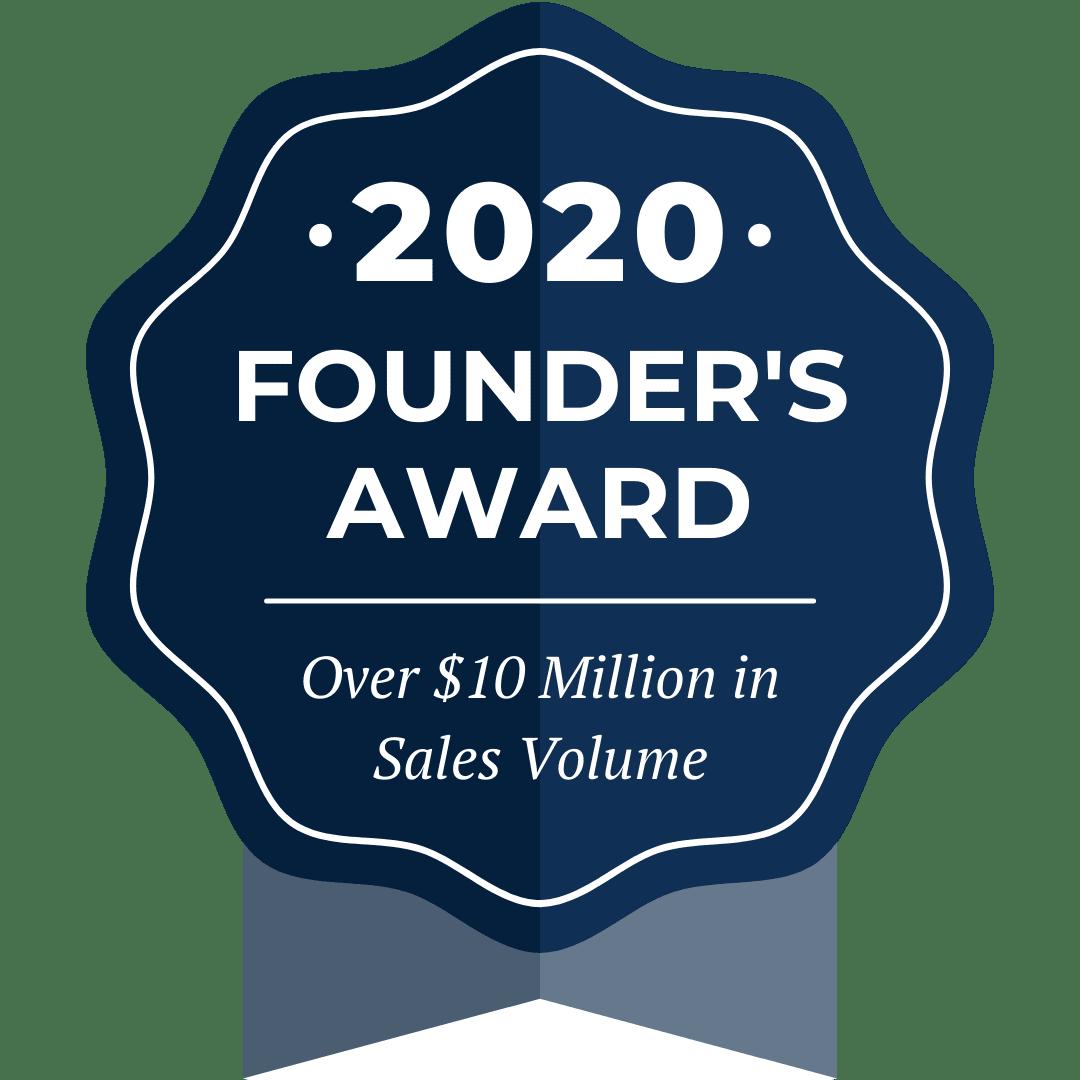 2020 Founder's Award